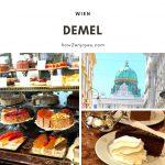 ウィーン、デメル本店はエレガントなカワイイが詰まったスイーツの殿堂