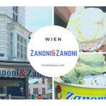 ツァノーニ&ツァノーニ、ウィーンで一番人気のアイスクリーム・ショップ【Zanoni&Zanoni】