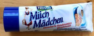 ドイツの加糖練乳