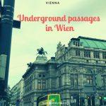 雨の日の味方、ウィーンの地下道は便利なだけじゃない、楽しいスポット