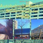 アウトバーンが建物の内部を縦断しているベルリンの団地を見てきた