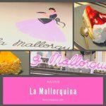 マドリードの老舗洋菓子店、ラ・マジョルキナは可愛いイラストとロゴの屋根を目指せ!