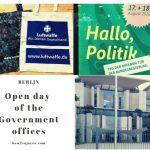 ベルリンの官公庁が見学できるオープンデー、今年は8月17日と18日