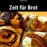 美味しいシナモンロールをドイツで食べるなら、「Zeit für Brot」