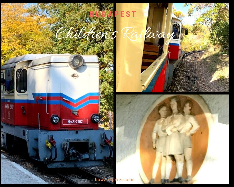 ブダペスト子供鉄道に乗る前には最新情報をチェックすることを心から推奨【2019年10月】