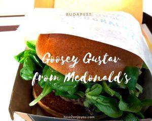 高級食材フォアグラがハンバーガーにっ?!しかも、あの大手チェーンで驚きの価格で食べられる