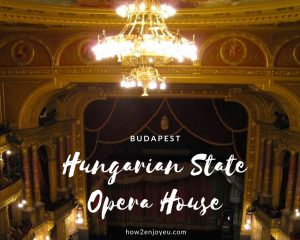 ブダペスト、ハンガリー国立歌劇場に行ってみたら、まさかの・・・