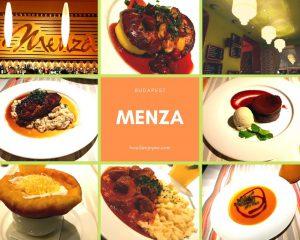 ブダペストの人気レストラン「Menza」は要予約、2019年10月の滞在では2度、フォアグラを堪能