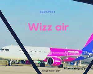 ハンガリーのLCC、Wizz Air搭乗の感想と注意点