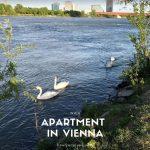 ウィーンで借りた民泊のお部屋は・・・
