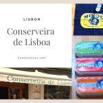 カワイイ缶詰が売っている、コンセルヴェイラ・デ・リスボアでおばさんが欲しかったものは・・・