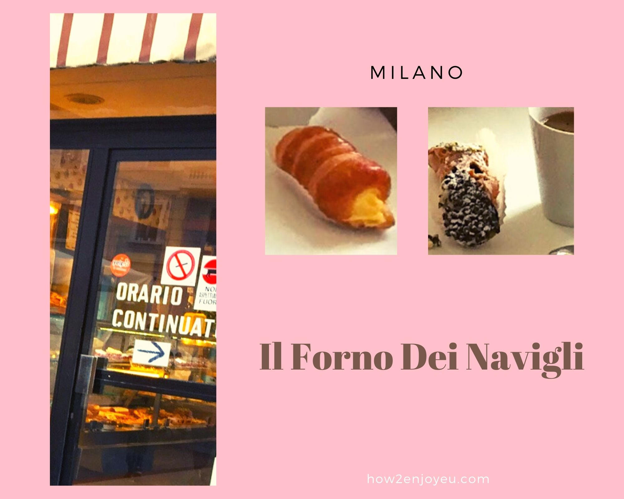 Il Forno Dei Navigli、ナヴィリオ地区の地元民に愛されるパン屋さん