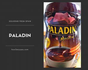 スペイン土産に最適、PALADINをスーパーで見つけたら即買いをオススメ!