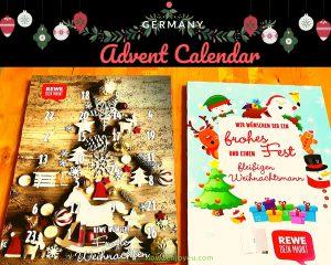 今年は「アドベントカレンダーは買わないぞ!」と心に決めていたのに