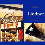 ベルリンの高級総菜店、Lindnerのケーキのサイズが半端ない!