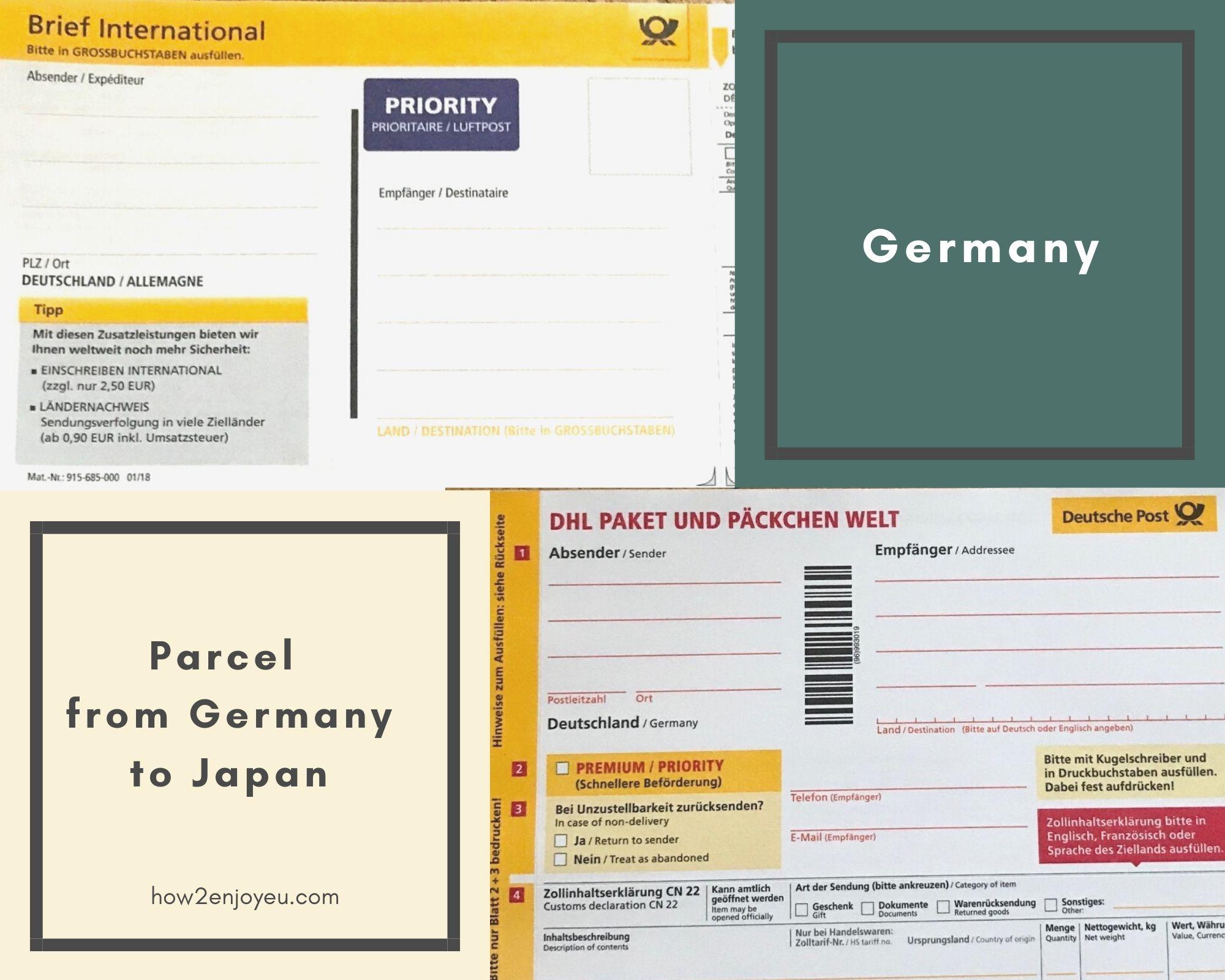 Read more about the article 【悲報】ドイツから日本へ小包をお得な値段で送れなくなった・・・