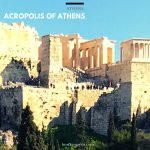 アテネ、アクロポリスを観るなら、混んでなくて安い冬場がオススメ?!【Acropolis】