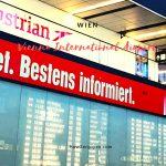 ウィーン国際空港、キレイな上に市内までのアクセス抜群!