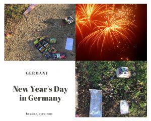 大晦日、ゲルマン民族が花火をぶっ放すのは悪霊を退散させるため?