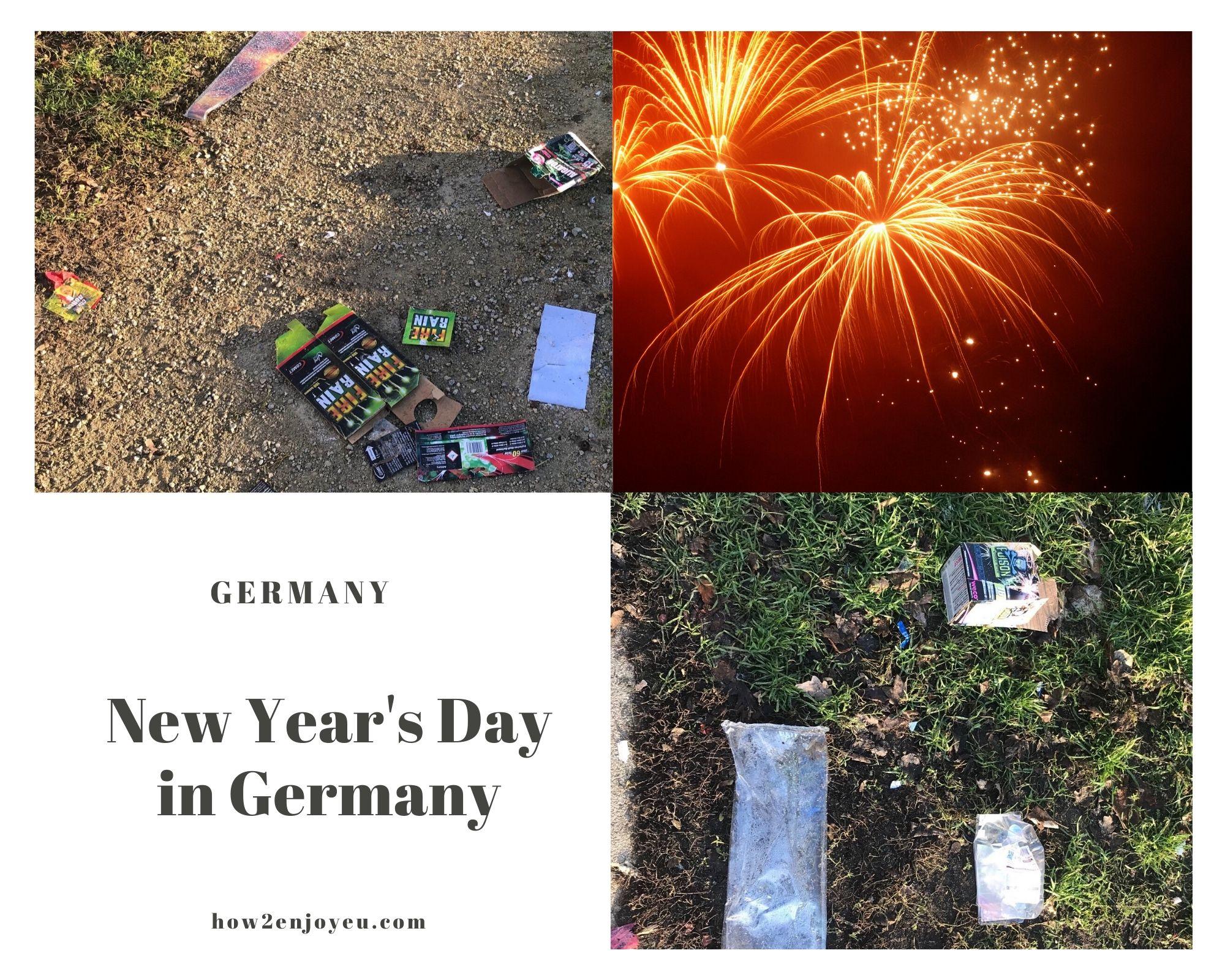 Read more about the article 大晦日、ゲルマン民族が花火をぶっ放すのは悪霊を退散させるため?