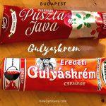 ブダペスト土産、グヤーシュ・クリーム【Gulyaskrem】、これ一本でお家で簡単に本格グヤーシュが作れる!