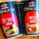 日本で買えない、日本の味?味の素の「親方ラーメン」