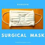 ドイツの薬局でマスクを買おうと思っても多分、買えない