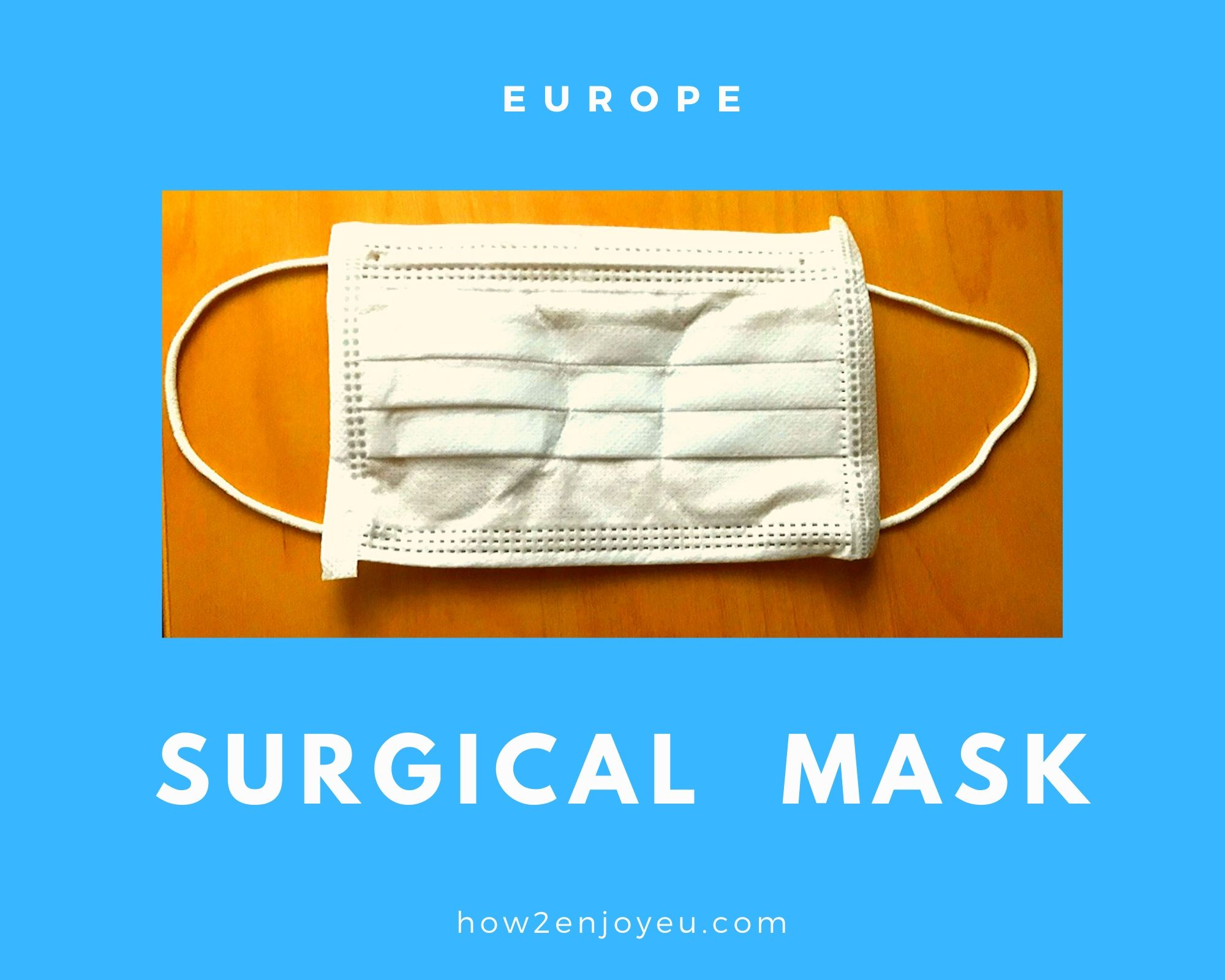Read more about the article ドイツの薬局でマスクを買おうと思っても多分、買えない【コロナ前の話】