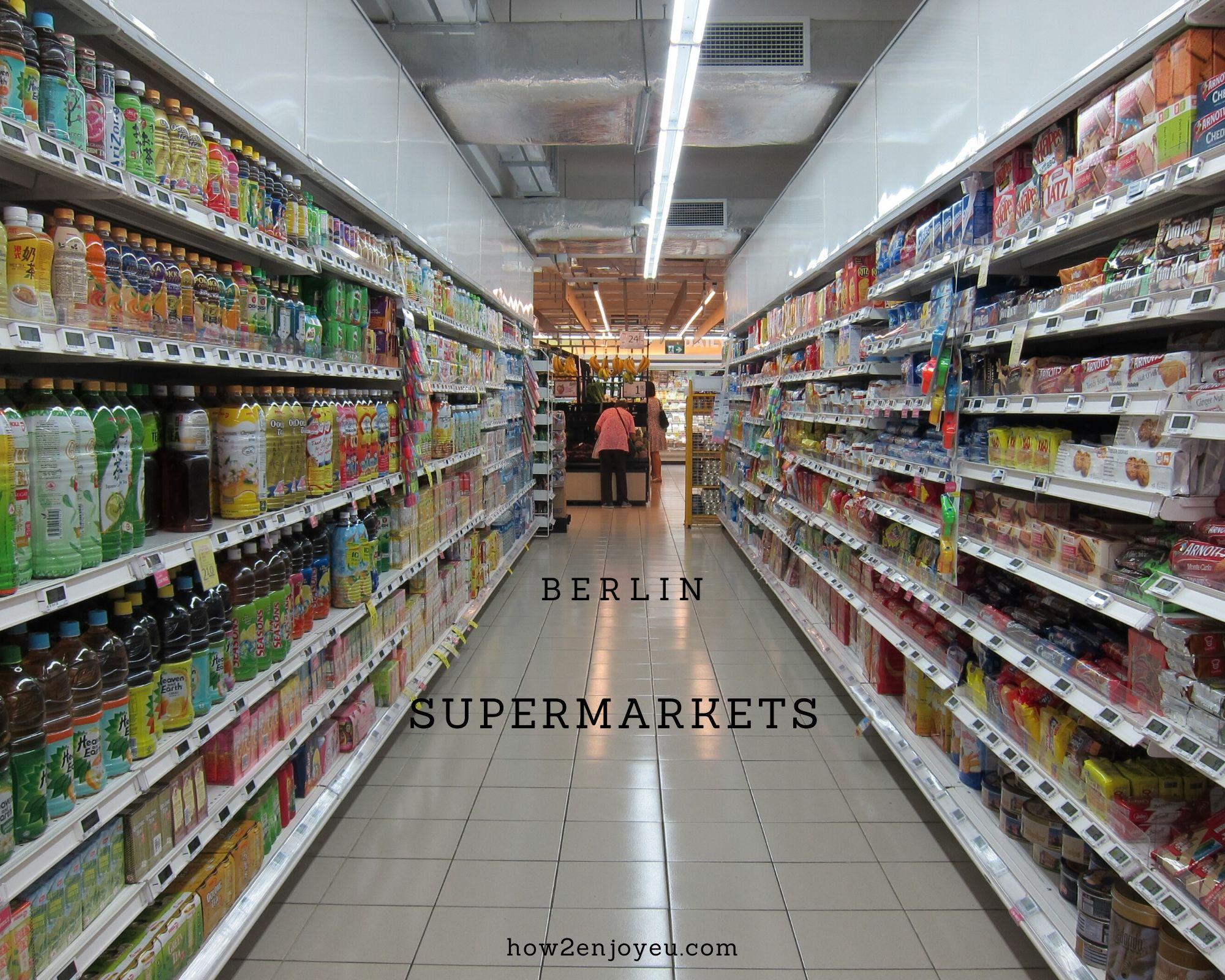 Read more about the article コロナ厳戒態勢になって初めての週末、ベルリンのスーパーもギスギスしてきた