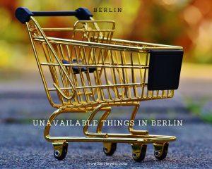 コロナ、ドイツのスーパーやドラッグストアの棚から消えたものは?