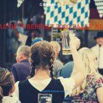 ミュンヘン・オクトーバーフェスト、コロナにより今年の開催中止・・・