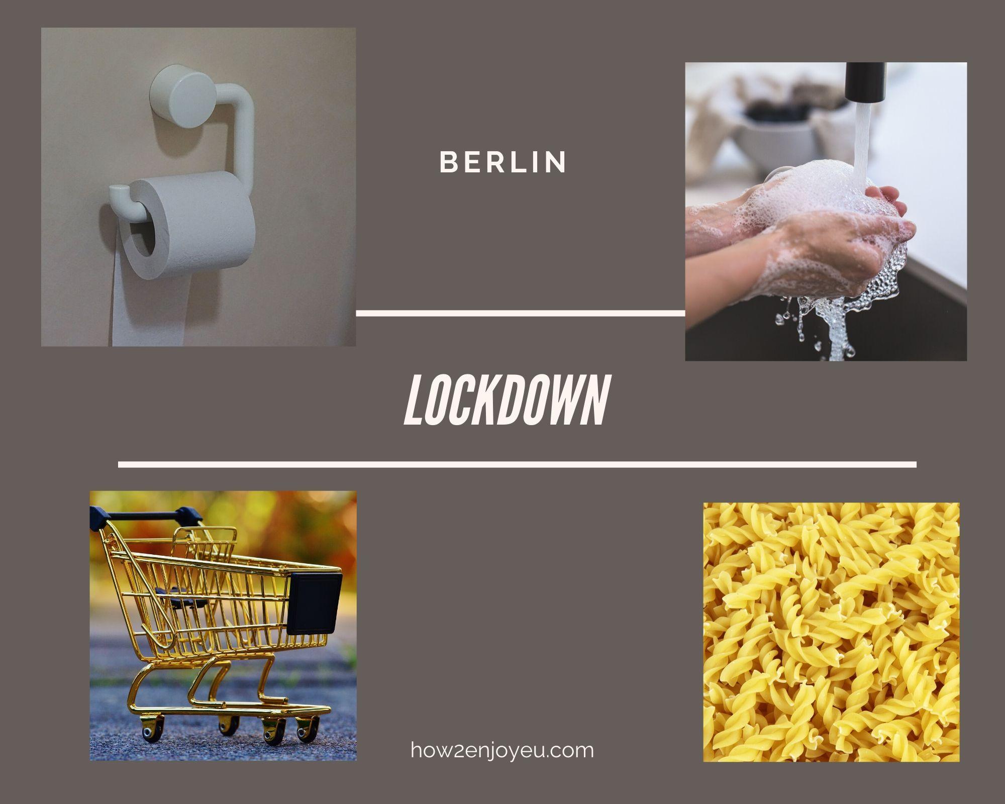 Read more about the article ベルリンのロックダウン、現在のスーパーマーケットの状況は?