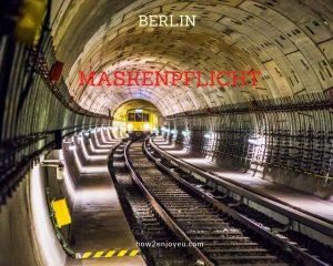 4月27日からベルリンの公共交通機関でマスク着用が義務に