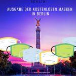 ベルリンの区が無料でマスクを配布しているらしい