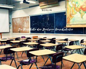 Read more about the article ベルリンでも学校再開、コロナ後の学校はこんな感じに変わった