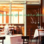 今日からベルリンのレストランやカフェでの店内飲食が可能に