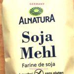 ベルリンのスーパーで見つけた「大豆粉」は果たして「きな粉」なのか?
