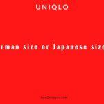 海外のユニクロでは日本と同じサイズのものが買えるのか?