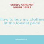 ユニクロ、夏のセール、ドイツで最安値を極める