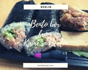 日本のパンがベルリンで食べられる「KAME」