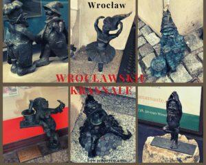 こびとを探しながら、ヴロツワフの街を散策