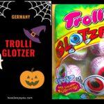ハロウィン前にゲットすべき、Trolliの目玉グミ「Glotzer」