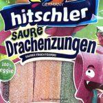 ドイツのグミ・メーカー、Hitschlerの酸っぱいドラゴンの舌