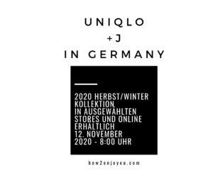 販売スタート時間も判明、ドイツのユニクロでのプラスJ、決戦は朝!