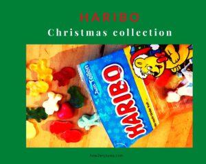 ハリボーのクリスマス仕様のグミが可愛すぎた