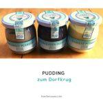 サラダのドレッシング会社が作った「瓶入りプリン」【zum Dorfkrug Pudding】