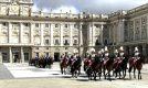 Cambio de guardia del Palacio Real