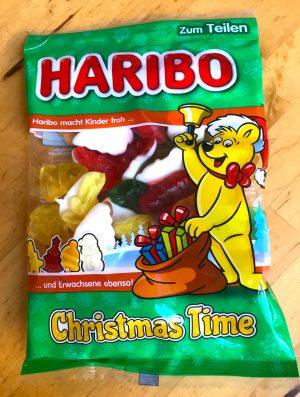 Christmas time Haribo