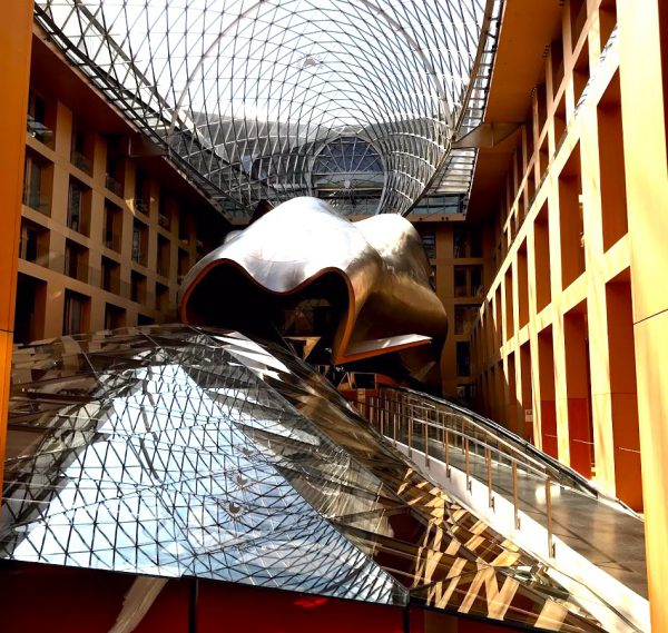 DZ Bank Berlin Frank Gehry