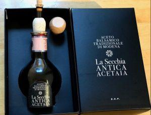 購入した高級バルサミコ酢